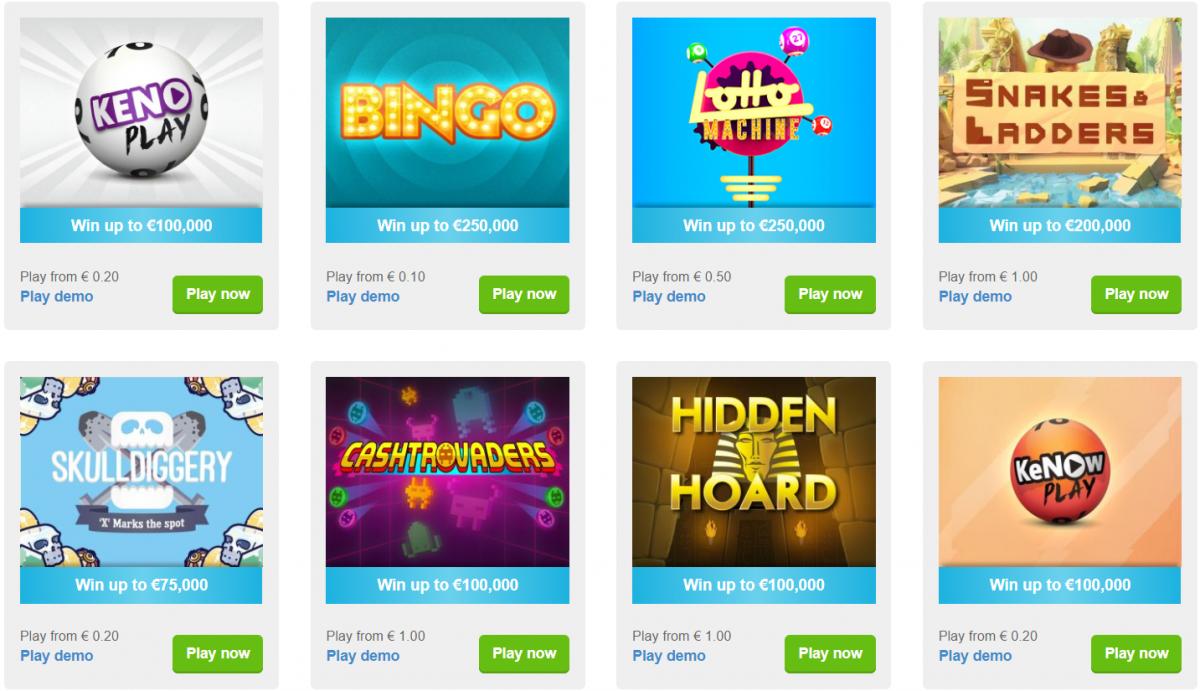 Playhugelottos-instant-games