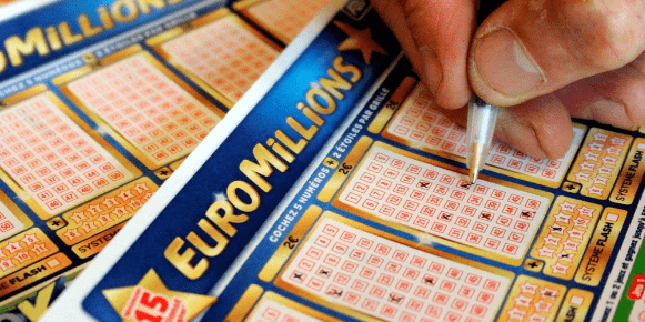 Play euromillions in India