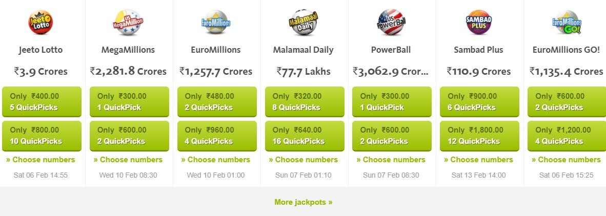 lottoland-lotteries
